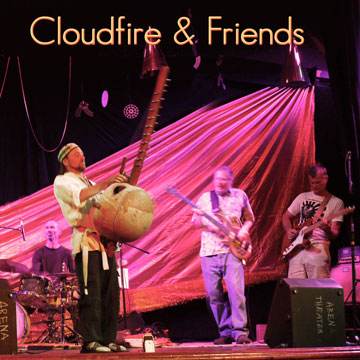 Cloudfire and Friends (front cover)