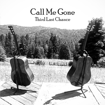 Call Me Gone (front cover)